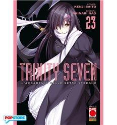 Trinity Seven 023