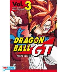 Dragon Ball GT Anime Comics 003