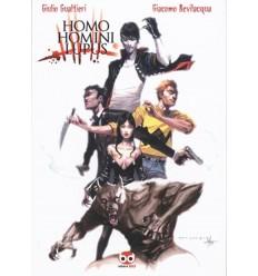 Homo Homini Lupus Edizioni Bd