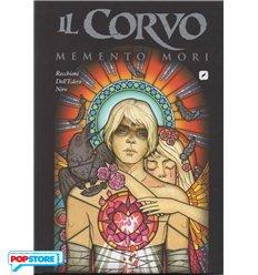 Il Corvo - Memento Mori Omnibus Edizione Variant Autografata da James O'Barr