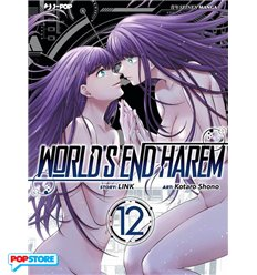 World's End Harem 012