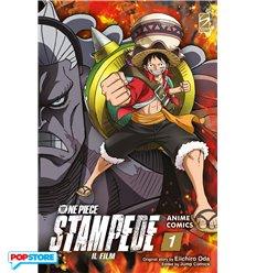One Piece Stampede Il Film Animecomics 001