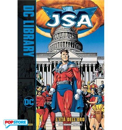 JSA - L'Età dell'Oro