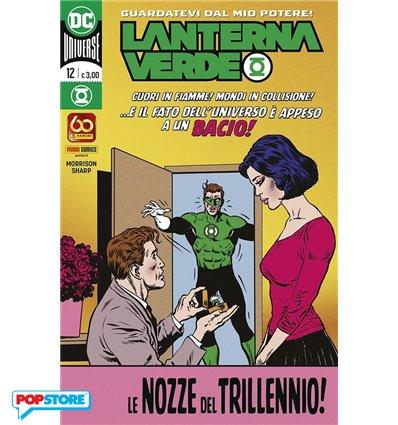 Lanterna Verde 012