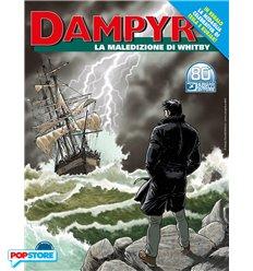Dampyr 254 - La Maledizione di Whitby con Medaglia Celebrativa