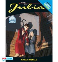 Julia 272 - Razza Ribelle con Medaglia Celebrativa