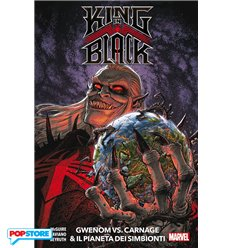 King in Black Presenta Gwenom vs Carnage e il Pianeta dei Simbionti