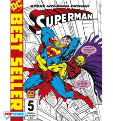 Superman di John Byrne 005