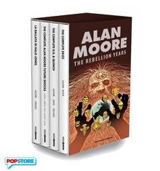 Alan Moore - The Rebellion Years Cofanetto