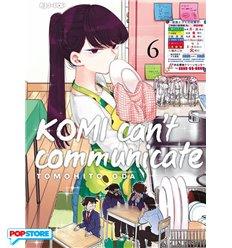 Komi Can't Communicate 005