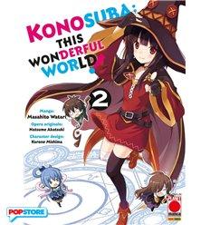 Konosuba! This Wonderful World 002