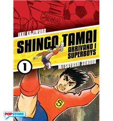 Shingo Tamai - Arrivano i Superboys 001