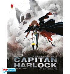 Capitan Harlock Memorie dell'Arcadia 003