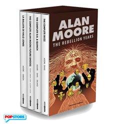 Alan Moore - The Rebellion Years Cofanetto Nuova Edizione