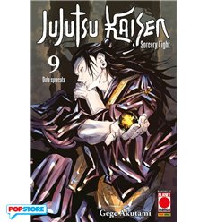 Jujutsu Kaisen Sorcey Fight 009 con Postcard Limitata