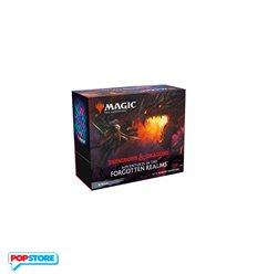 Magic The Gathering - Dungeons & Dragons Avventure nei Forgotten Realms Collector Booster Busta Singola ENG
