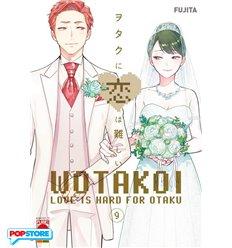 Wotakoi - Love is Hard for Otaku 009