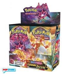 Pokemon Spada e Scudo - Fiamme Oscure Box 36 Buste