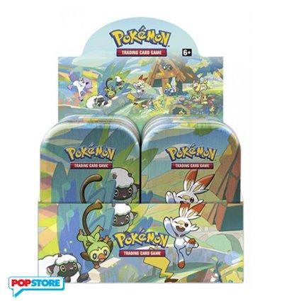 Pokemon - Galar Pals Mini Tin Singolo