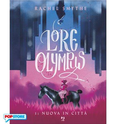 PRE-ORDER Lore Olympus 001