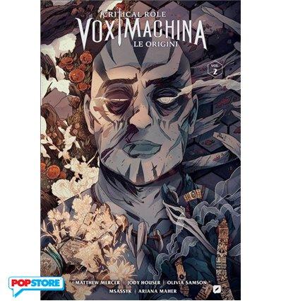 Critical Role Vox Machina 001 - Le Origini
