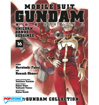 Gundam Unicorn - Bande Dessinee 015