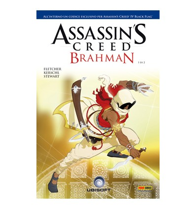 Assassin'S Creed Brahman 01 Cover A