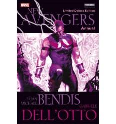New Avengers Annual 1 Var - Marvel Graphic Novel