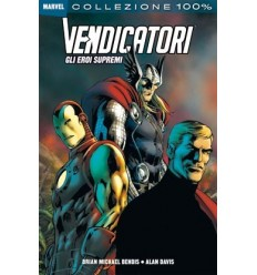 Vendicatori Gli Eroi Supremi - 100% Marvel