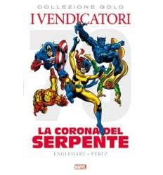 Vendicatori La Corona Del Serpente - Marvel Gold