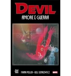 Devil Amore E Guerra - Marvel Graphic Novel