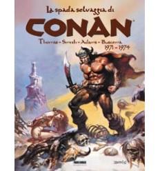 La Spada Selvaggia Di Conan 001 R - 1971-74