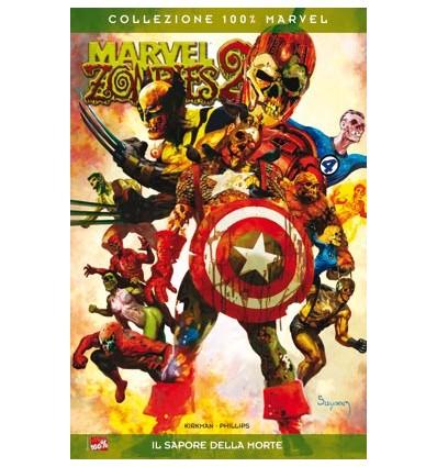 Marvel Zombies 002 - Il Sapore Della Morte