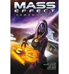 Mass Effect Mass Effect Homeworlds