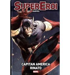 Supereroi Le Leggende Marvel 005 - Capitan America - Rinato