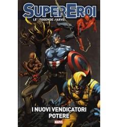 Supereroi Le Leggende Marvel 006 - I Nuovi Vendicatori - Potere