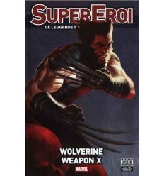 Supereroi Le Leggende Marvel 008 - Wolverine - Weapon X