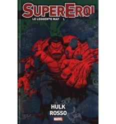 Supereroi Le Leggende Marvel 010 - Hulk Rosso
