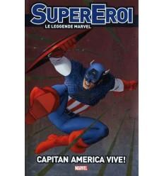 Supereroi Le Leggende Marvel 012 - Capitan America Vive!