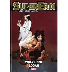 Supereroi Le Leggende Marvel 017 - Wolverine - Logan