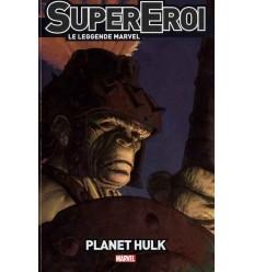 Supereroi Le Leggende Marvel 018 - Planet Hulk