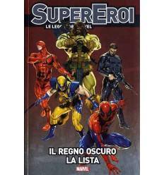 Supereroi Le Leggende Marvel 020 - Il Regno Oscuro - La Lista