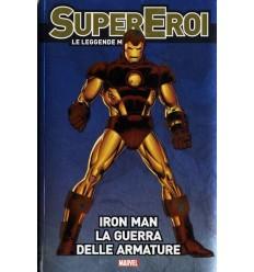 Supereroi Le Leggende Marvel 024 - Iron Man - La Guerra Delle Armature