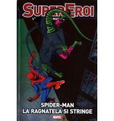 Supereroi Le Leggende Marvel 026 - Spider-Man - La Ragnatela Si Stringe