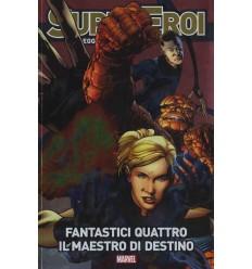 Supereroi Le Leggende Marvel 030 - Fantastici 4 Il Maestro Di Destino