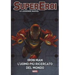 Supereroi Le Leggende Marvel 033 - Iron Man L'Uomo Piu' Ricercato Del Mondo