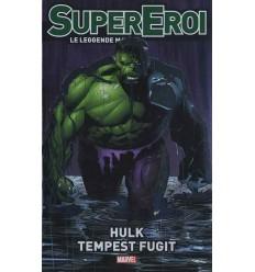 Supereroi Le Leggende Marvel 037 - Hulk Tempest Fugit
