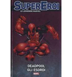 Supereroi Le Leggende Marvel 040 - Deadpool Gli Esordi