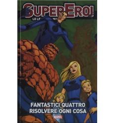 Supereroi Le Leggende Marvel 042 - Fantastici Quattro Risolvere Ogni Cosa