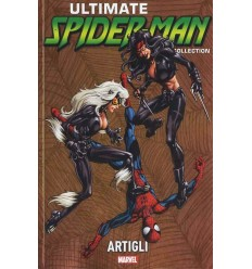 Ultimate Spider-Man Collection 008 - Artigli